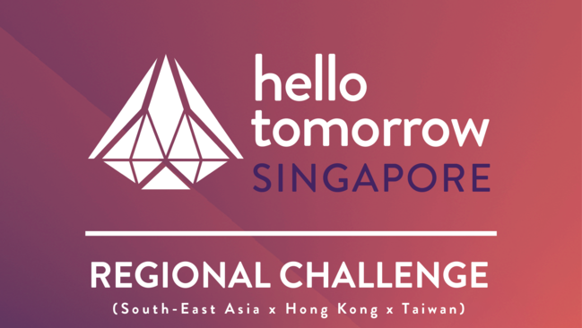 Hello Tomorrow invites you to join the World's Foremost Deep-Tech Challenge!