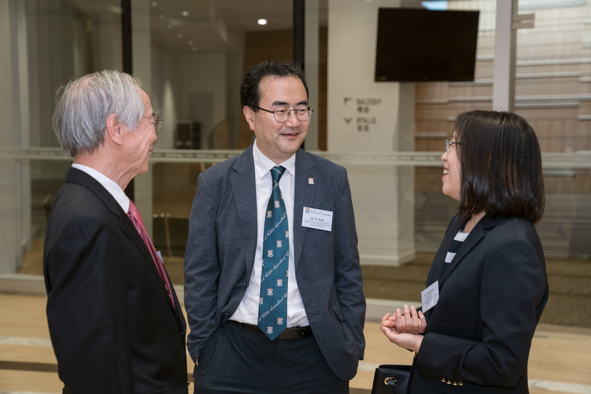 25 HKU start-up companies receive funding from TSSSU@HKU and iDendron Incubation Programme launches gallery photo 7
