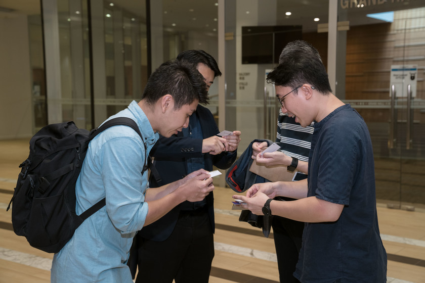 25 HKU start-up companies receive funding from TSSSU@HKU and iDendron Incubation Programme launches gallery photo 8