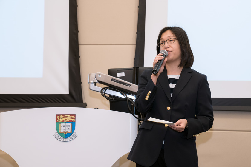 25 HKU start-up companies receive funding from TSSSU@HKU and iDendron Incubation Programme launches gallery photo 14