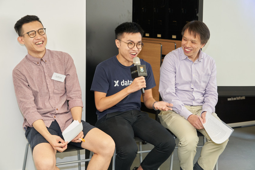 Sharing Session with TSSSU@HKU Founders gallery photo 9