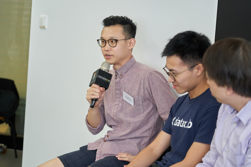 Sharing Session with TSSSU@HKU Founders gallery photo 10