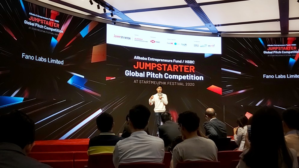 HKU spin-off company Fano Labs and student team ClearBot win Jumpstarter 2020 Global Pitch Competition gallery photo 1