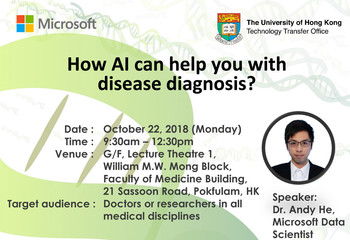 How AI can help you with disease diagnosis?