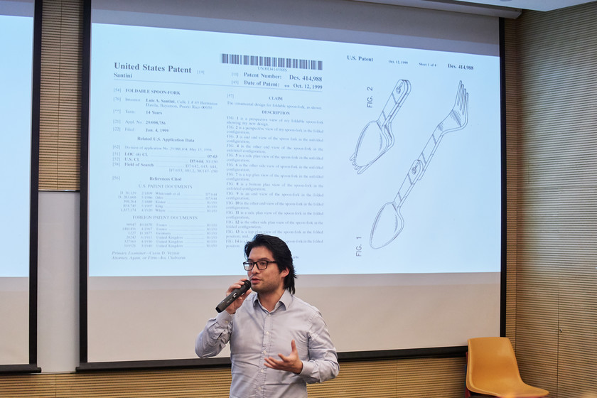 Seminar on Innovation and Entrepreneurship in HKU gallery photo 3